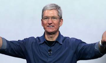 Apple CEO Tim Cook in Kanpur to enjoy IPL cricket battle