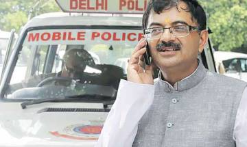 BJP MP Tarun Vijay attacked by mob, admitted in hospital