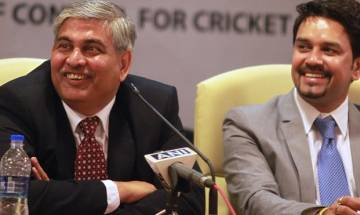 BCCI could go back to 80s, when there was no money: Shashank Manohar
