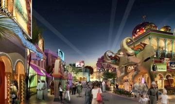 Dubai set to woo tourists with Bollywood-themed park