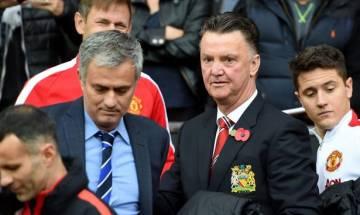 Louis Van Gaal on his way out of Man United; Jose Mourinho frontrunner
