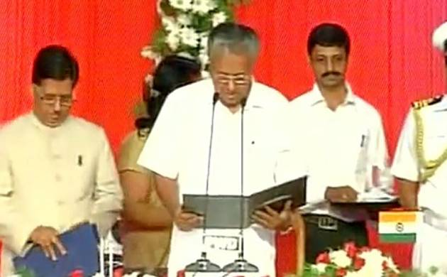 Left leader Pinarayi Vijayan to be sworn-in as Kerala Chief Minister today