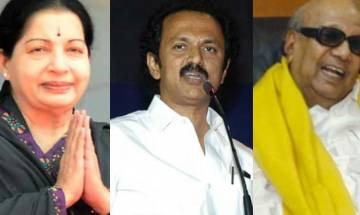 Jayalalithaa, MK Stalin, Karunaidhi sworn in as MLAs