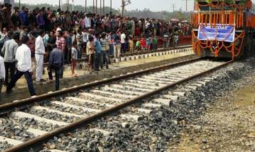 PM Modi inaugurates passenger trains for Manipur, Mizoram