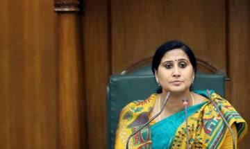 Delhi Assembly Dy Speaker and AAP leader Bandana Kumari quits