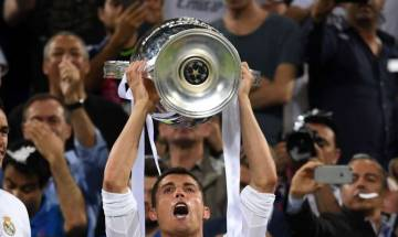 Champions League: Ronaldo hits shoot-out winner as Real crowned kings of Europe