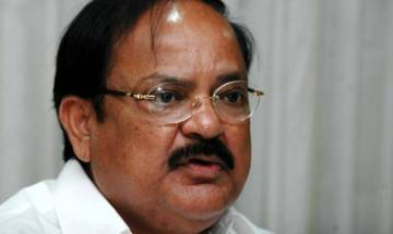 No consensus on full statehood to Delhi, says Venkaiah Naidu