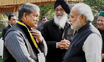 Harish Rawat meets Prime Minister, says Narendra Modi 'friendly' to him