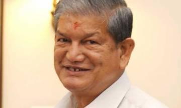 Sting CD case: Uttarakhand HC stays arrest of Harish Rawat, next hearing on June 20