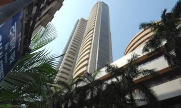 Sensex down 55 points in early trade on profit-booking, Asian cues