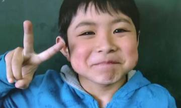 Abandoned by parents, Japan boy found alive in forest; father apologises