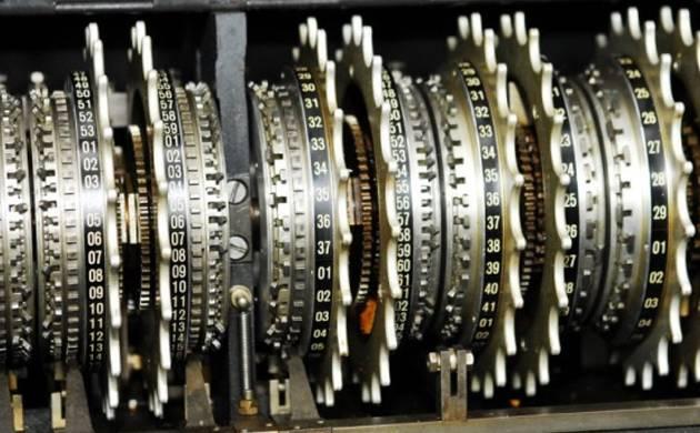 Adolf Hitler's secret coding machine