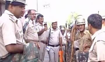 Jat quota stir: Paramilitary forces deployed in sensitive areas ahead of fresh Jat agitation in Haryana