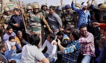 Haryana goes on high alert, Jats begin fresh quota stir