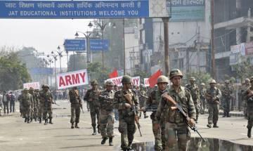 Jat quota agitation: Security tightened in Delhi-Haryana border areas as protests resume