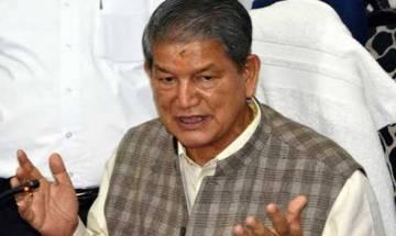 Sting CD row: CBI questions Uttarakhand CM Harish Rawat
