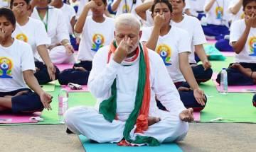 No 'Suryanamaskar' this Yoga Day, 'Om' not compulsory: Government
