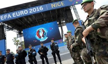 Ronaldo and Co launch Euro 2016 in jittery France