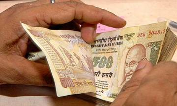 Rupee slips 16 paise against dollar in early trade