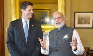 Indian government is going to be America's 'great ally': Ryan