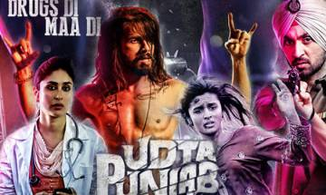 'Udta Punjab' picks up in North India; fails to impress South