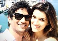Are Sushant Singh Rajput and Kriti Sanon dating?