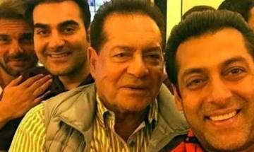 Arbaaz, Salim Khan lend support to Salman over 'rape' remark
