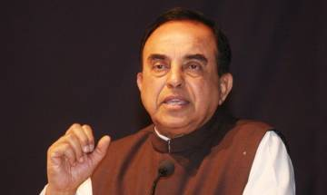 Subramanian Swamy takes a U-turn, says will suspend demand for sacking CEA Arvind