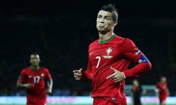 Cristiano Ronaldo opts out of interview, throws microphone