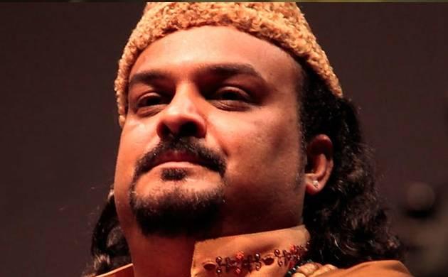 Famous Qawwali singer Amjad Sabri