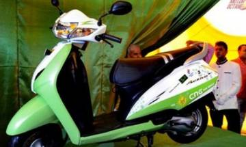 Bikes with CNG, a revolution in the two-wheeler world