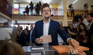 Spain holds rerun poll amid Brexit after-shock