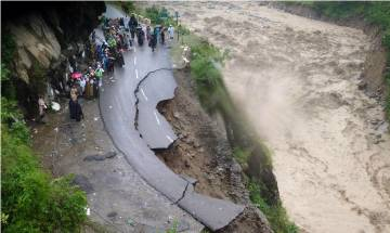 30 people killed, scores missing after cloudburst in Uttarakhand