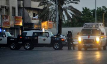 Foreign bomber strikes near US consulate in Jeddah