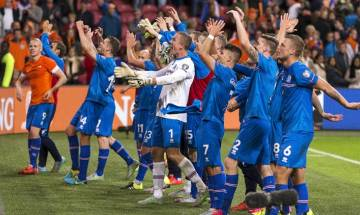 Euro Cup 2016: France humble Iceland 5-2 to secure semis berth
