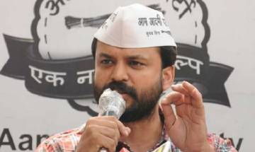 AAP spokesperson Ashish Khetan booked for hurting religious sentiments