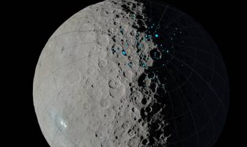 NASA's Dawn mission identifies cold traps with possible ice deposits on Ceres