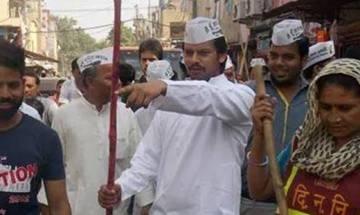 Molestation charges against Prakash Jarwal