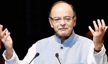 Arun Jaitley raises question over high interest rates on savings