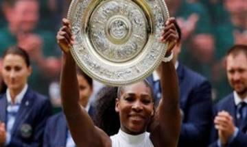 Serena Williams wins 7th Wimbledon, equals Steffi Graf's record of 22 slams