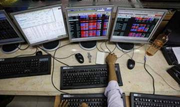 Sensex up by 464 points, Nifty sails above 8,400 mark