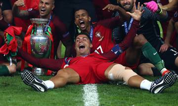 Euro Cup 2016 Final: Portugal beat France 1-0 in a nail-biting thriller