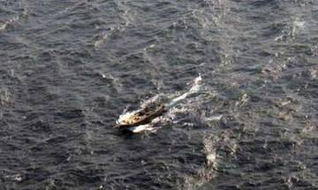 Two Pakistani fishing boats seized in Kutch