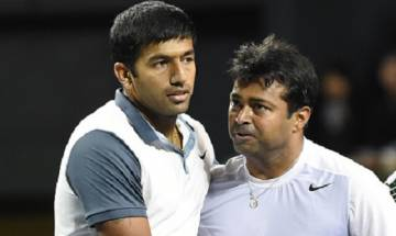 Davis Cup: Paes-Bopanna guide India to World Group Play-offs