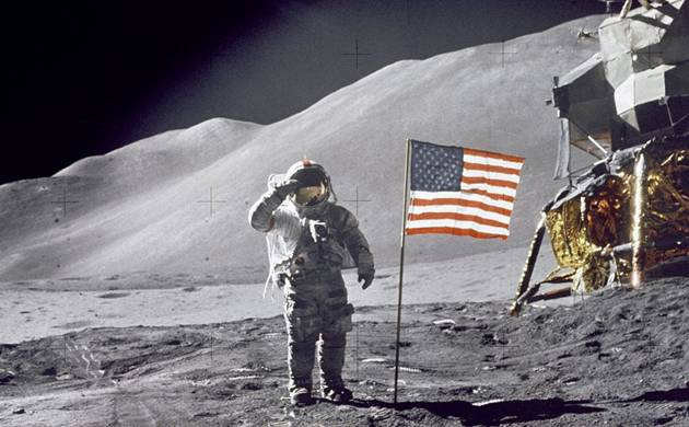 47th anniversary of Neil Armstrong's first walk on the moon