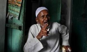 Hashim Ansari, oldest litigant in Babri Masjid case, passes away