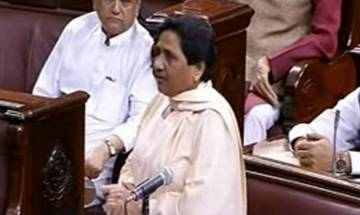 Dalits across the country feel hurt, says Mayawati in Rajya Sabha