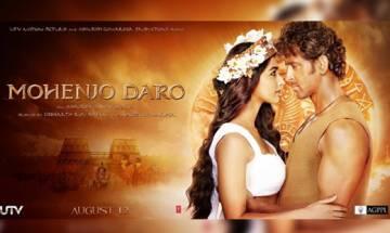 'Mohenjo Daro' new poster unveiled featuring Hrithik Roshan, Pooja Hegde