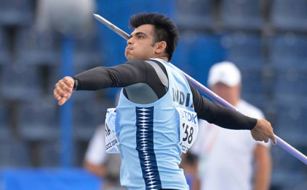 Neeraj Chopra from India competes in men's jewelin throw during the IAAF World U20 Championships at the Zawisza Stadium on July 23, 2016 in Bydgoszcz, Poland. (Photo by Adam Nurkiewicz/Getty Images for IAAF)