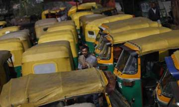 Trouble for commuters; taxis, auto-rickshaws to go on strike from Tuesday